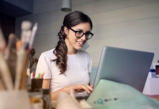 Criar uma presença nas redes sociais